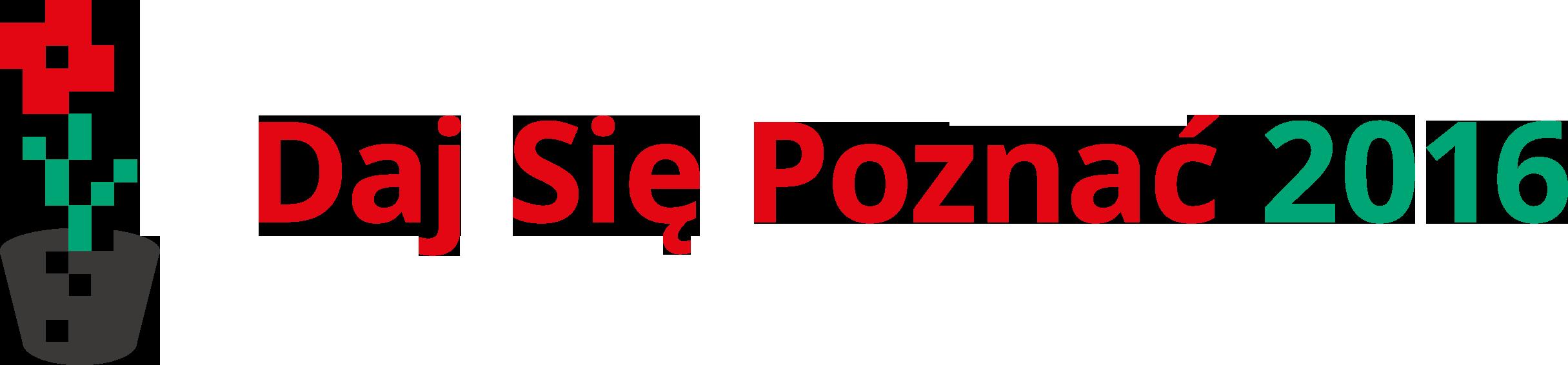 DajSiePoznac 2016